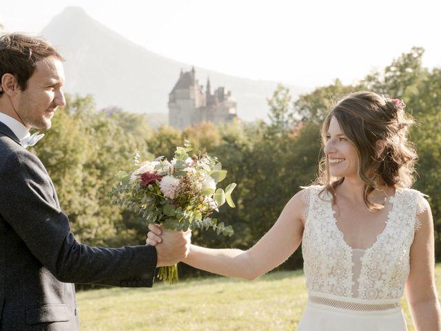 Le mariage de Arnaud et Océane à Menthon-Saint-Bernard, Haute-Savoie 20