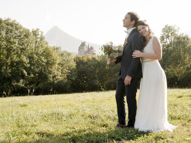 Le mariage de Arnaud et Océane à Menthon-Saint-Bernard, Haute-Savoie 21