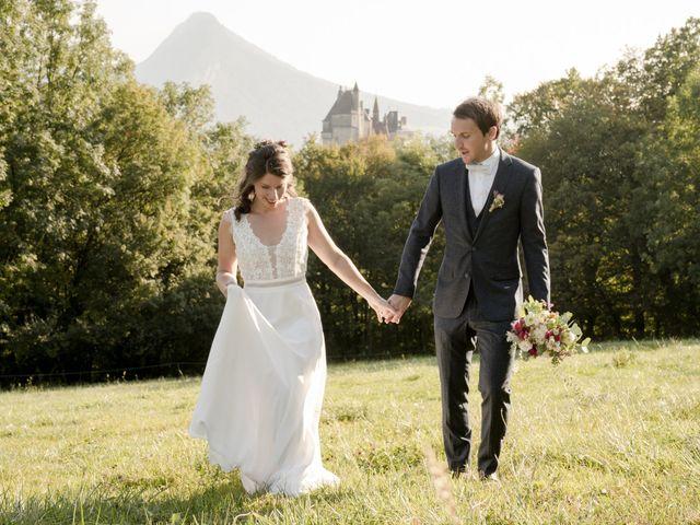 Le mariage de Arnaud et Océane à Menthon-Saint-Bernard, Haute-Savoie 22