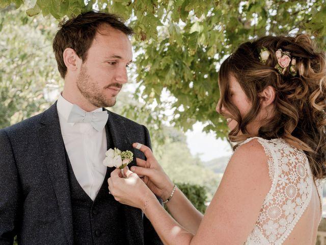 Le mariage de Arnaud et Océane à Menthon-Saint-Bernard, Haute-Savoie 13