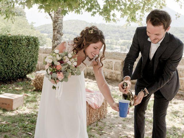 Le mariage de Arnaud et Océane à Menthon-Saint-Bernard, Haute-Savoie 14