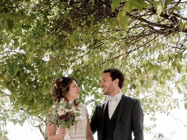 Le mariage de Arnaud et Océane à Menthon-Saint-Bernard, Haute-Savoie 12