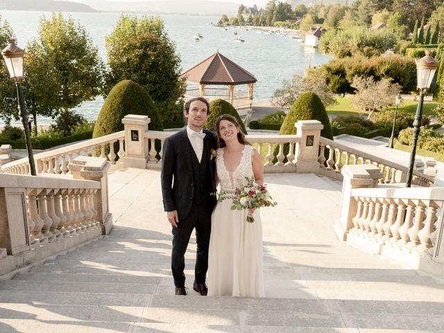 Le mariage de Arnaud et Océane à Menthon-Saint-Bernard, Haute-Savoie 6