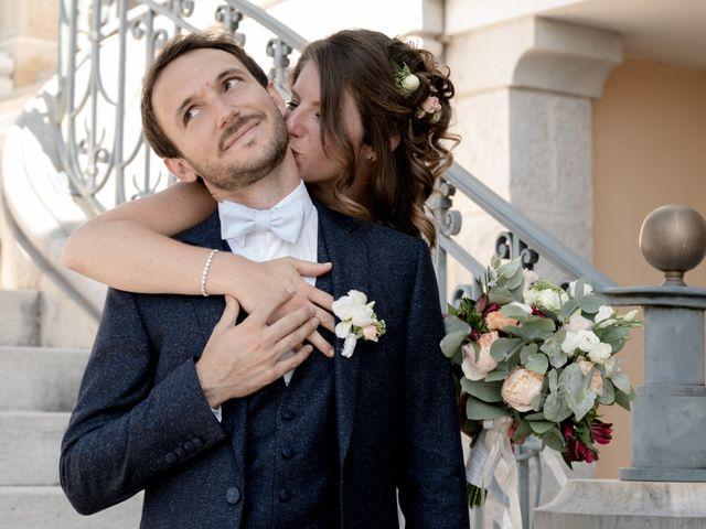 Le mariage de Arnaud et Océane à Menthon-Saint-Bernard, Haute-Savoie 1