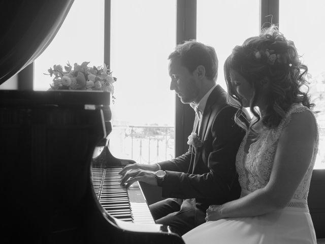 Le mariage de Arnaud et Océane à Menthon-Saint-Bernard, Haute-Savoie 25