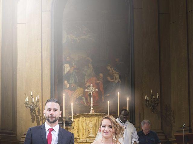 Le mariage de Kevin et Nadège à Paron, Yonne 25