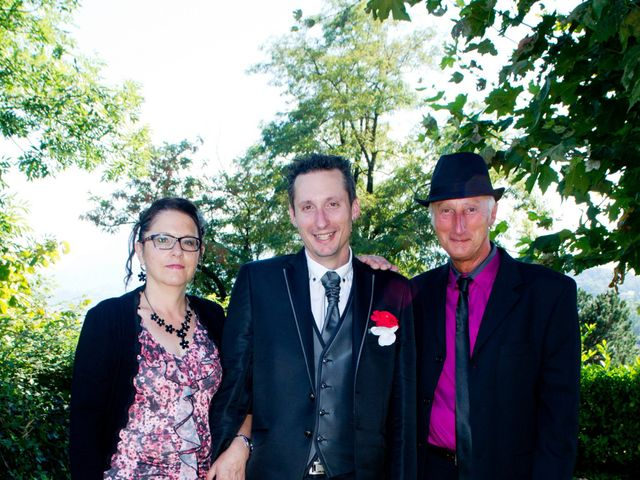 Le mariage de Pierre et Martine à Challes-les-Eaux, Savoie 16