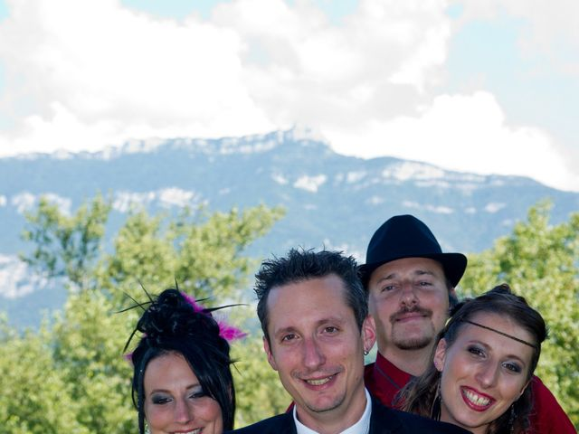 Le mariage de Pierre et Martine à Challes-les-Eaux, Savoie 17