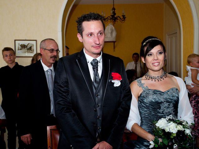 Le mariage de Pierre et Martine à Challes-les-Eaux, Savoie 27