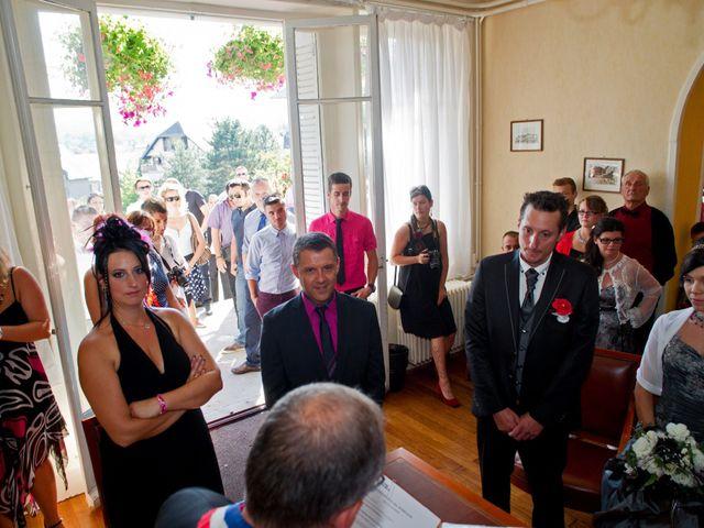 Le mariage de Pierre et Martine à Challes-les-Eaux, Savoie 31