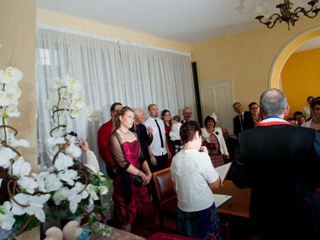 Le mariage de Pierre et Martine à Challes-les-Eaux, Savoie 33