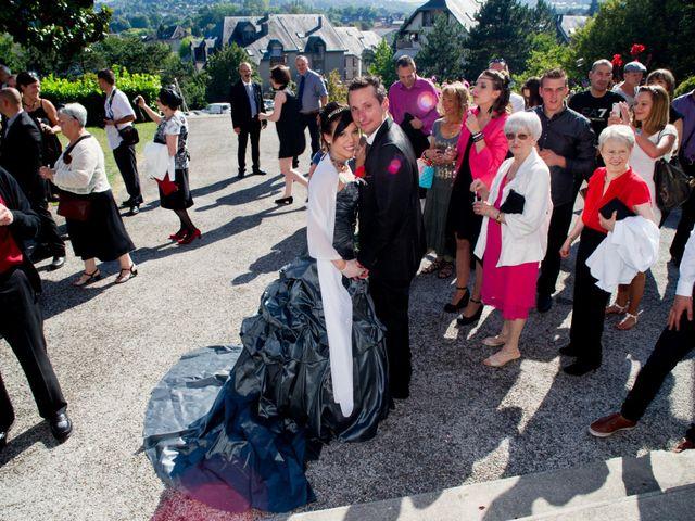 Le mariage de Pierre et Martine à Challes-les-Eaux, Savoie 42