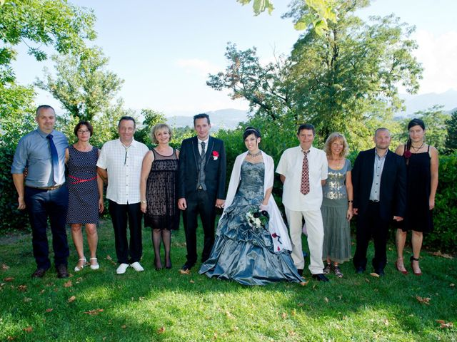 Le mariage de Pierre et Martine à Challes-les-Eaux, Savoie 46