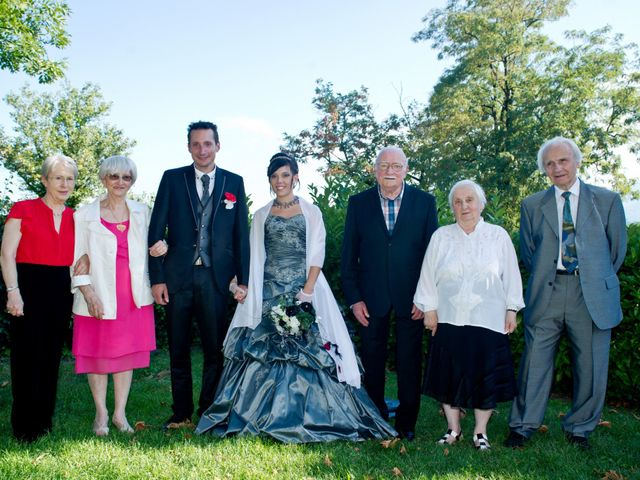 Le mariage de Pierre et Martine à Challes-les-Eaux, Savoie 47