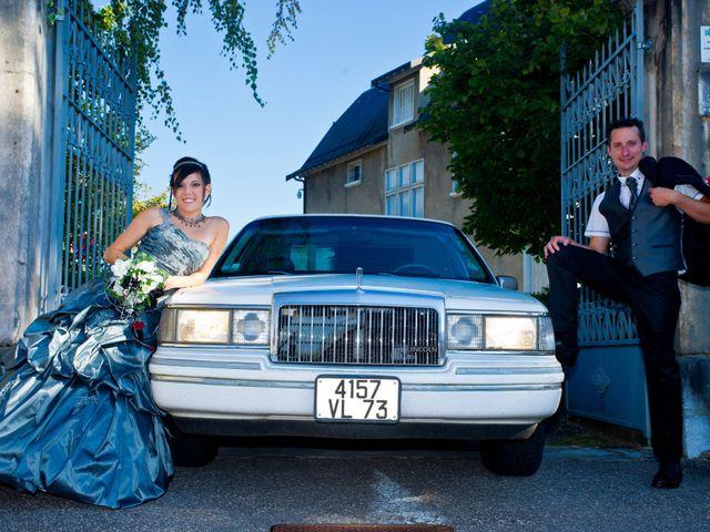 Le mariage de Pierre et Martine à Challes-les-Eaux, Savoie 54