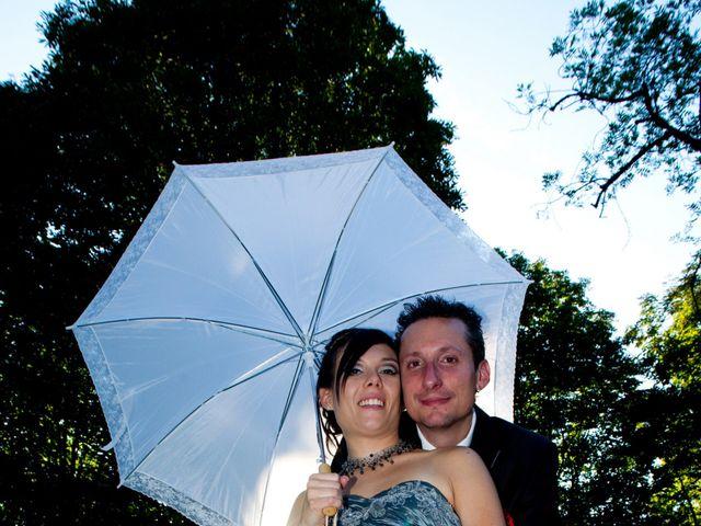 Le mariage de Pierre et Martine à Challes-les-Eaux, Savoie 69