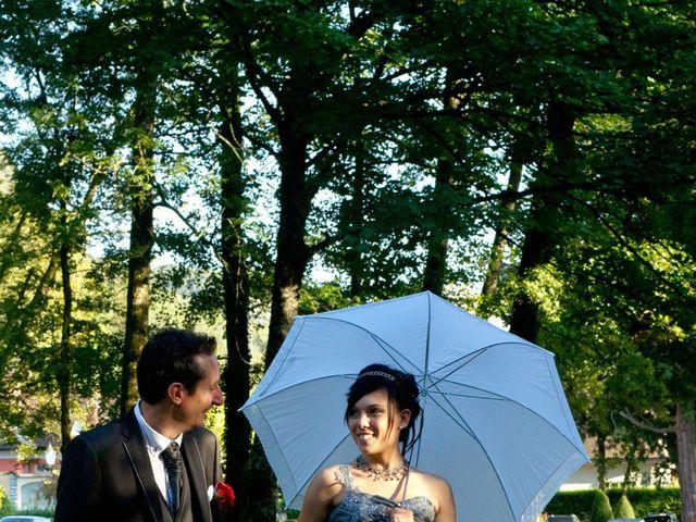 Le mariage de Pierre et Martine à Challes-les-Eaux, Savoie 71