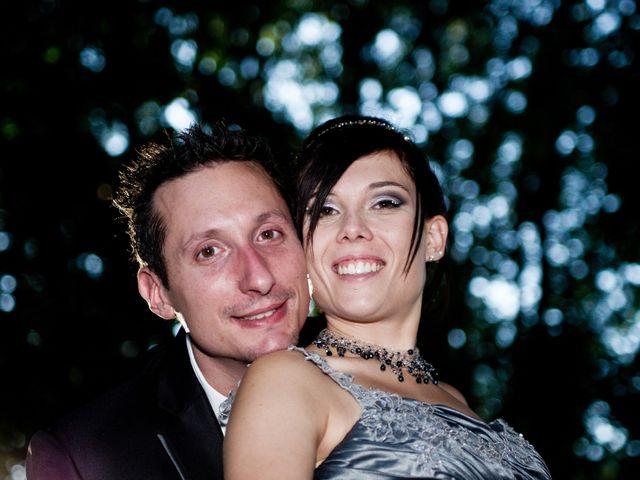 Le mariage de Pierre et Martine à Challes-les-Eaux, Savoie 75