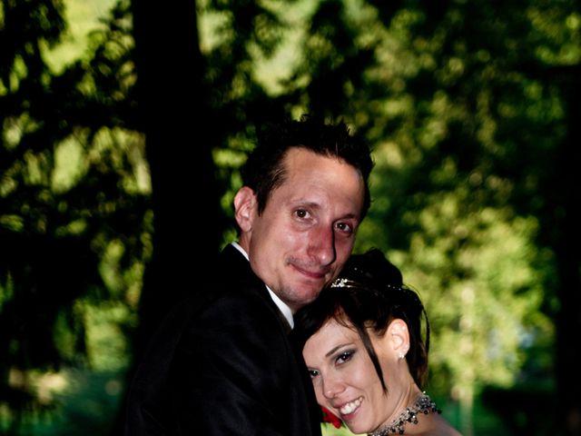 Le mariage de Pierre et Martine à Challes-les-Eaux, Savoie 76
