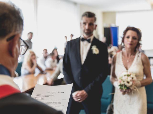 Le mariage de Gilles et Christel à Nilvange, Moselle 15