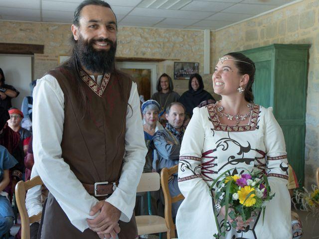 Le mariage de Guillaume et Marlène à Douzains, Lot-et-Garonne 6
