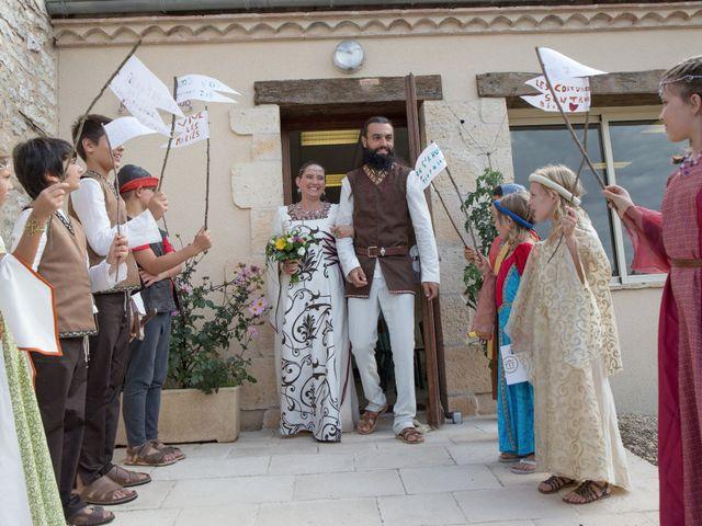 Le mariage de Guillaume et Marlène à Douzains, Lot-et-Garonne 7