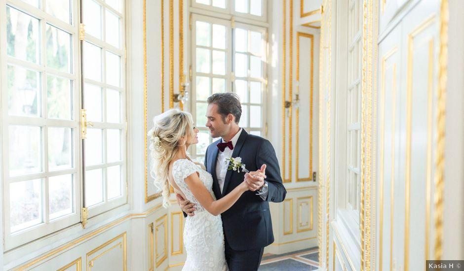 Le mariage de Benjamin et Hélène à Cannes, Alpes-Maritimes