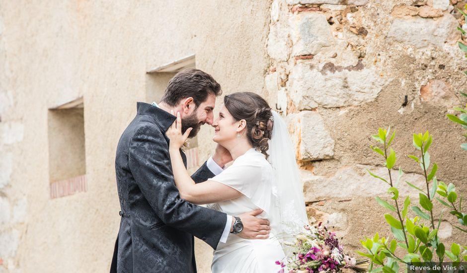 Le mariage de Xavier et Amélie à Aillant-sur-Tholon, Yonne