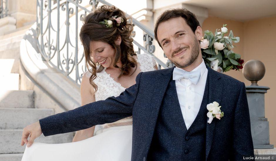 Le mariage de Arnaud et Océane à Menthon-Saint-Bernard, Haute-Savoie
