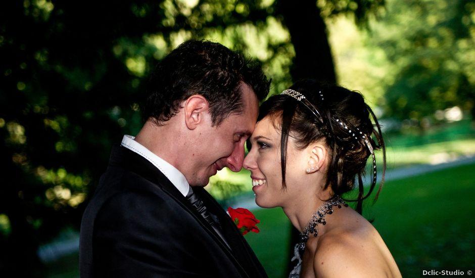 Le mariage de Pierre et Martine à Challes-les-Eaux, Savoie