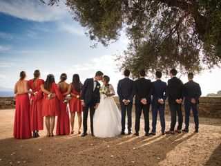 Le mariage de Sanam et Lisandru