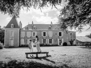 Le mariage de Stella et Laurent