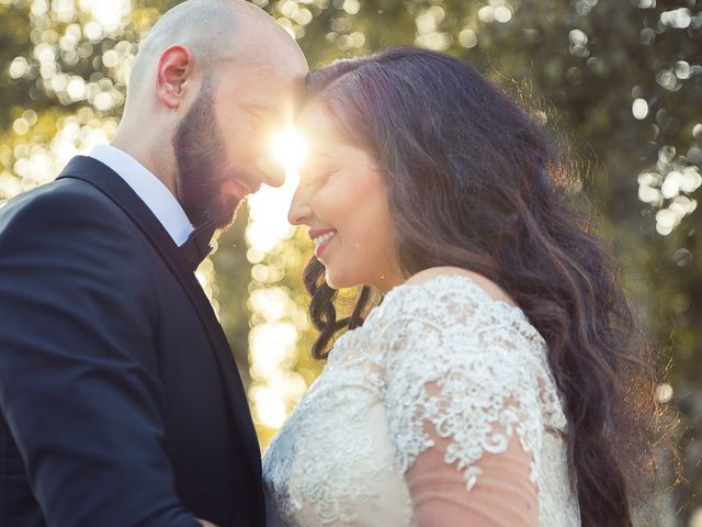 Le mariage de Sara et Ali