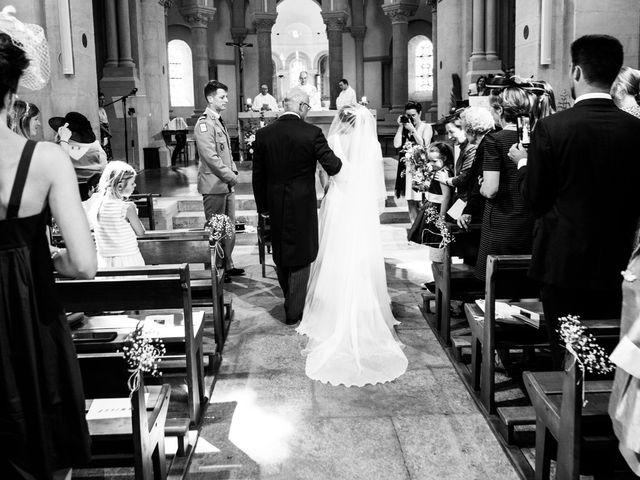 Le mariage de Anne Sophie et Philippe