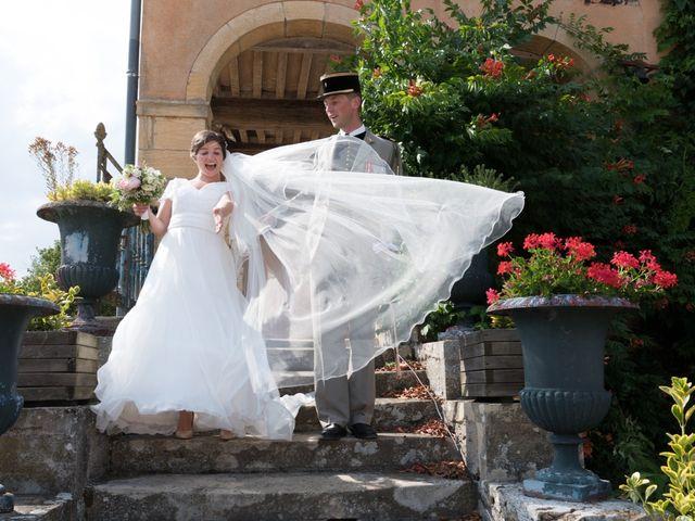 Le mariage de Philippe et Anne Sophie à Charolles, Saône et Loire 1