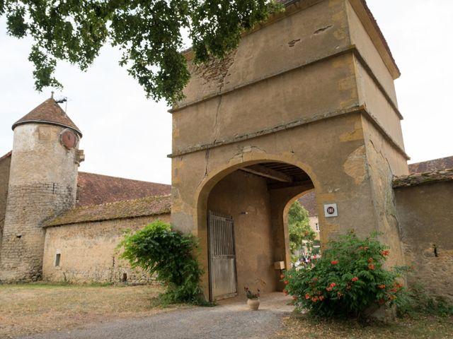 Le mariage de Philippe et Anne Sophie à Charolles, Saône et Loire 17