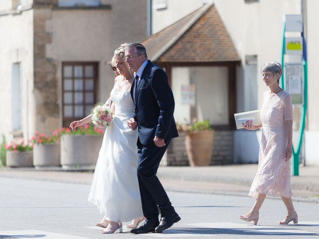 Le mariage de Ludovic et Stephanie à Autheuil, Eure-et-Loir 2