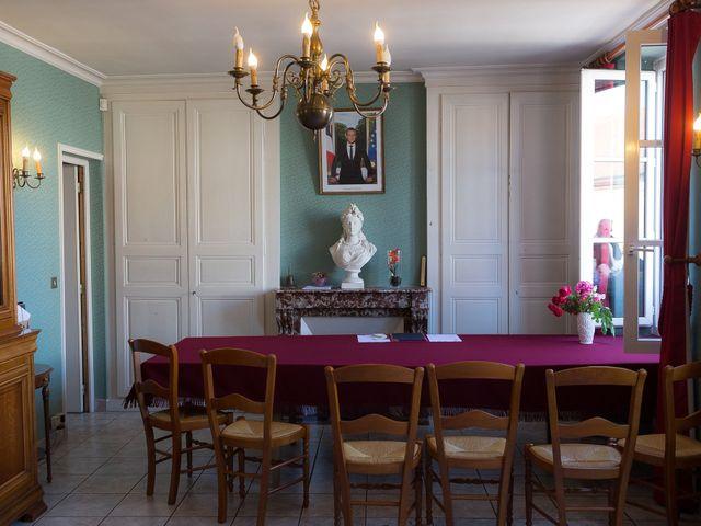 Le mariage de Ludovic et Stephanie à Autheuil, Eure-et-Loir 3