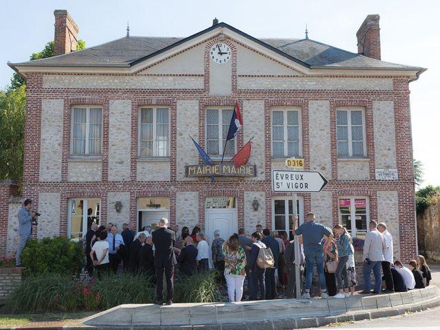Le mariage de Ludovic et Stephanie à Autheuil, Eure-et-Loir 4
