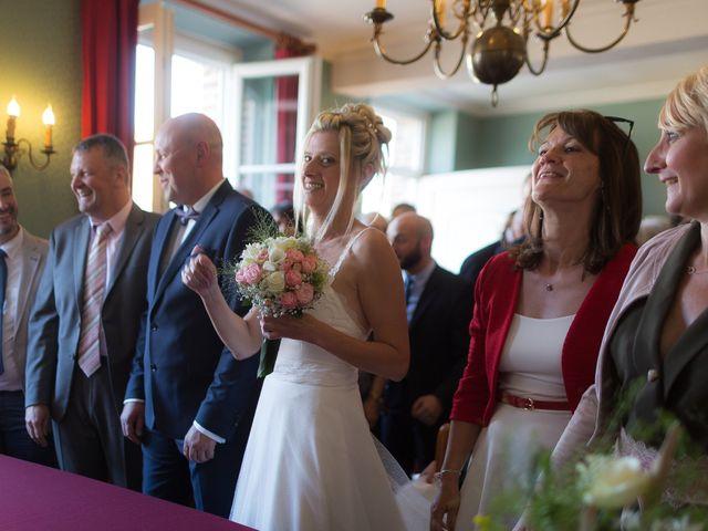 Le mariage de Ludovic et Stephanie à Autheuil, Eure-et-Loir 5