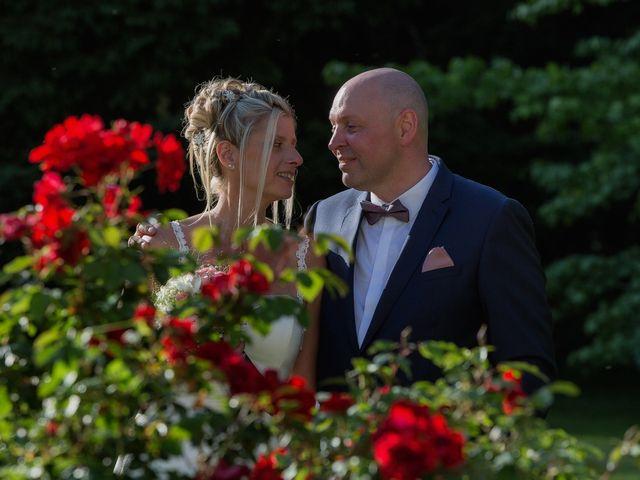 Le mariage de Stephanie et Ludovic