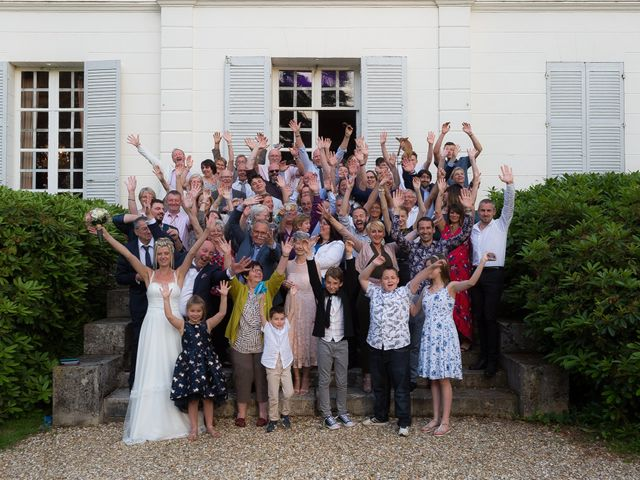 Le mariage de Ludovic et Stephanie à Autheuil, Eure-et-Loir 14
