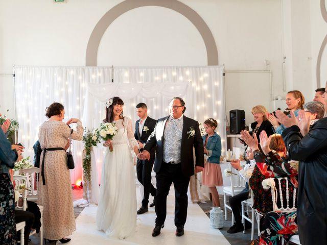 Le mariage de Véronique et Fabien
