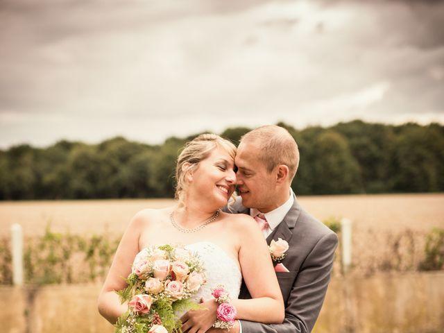 Le mariage de Frédéric et Sonia à La Saussaye, Eure 8