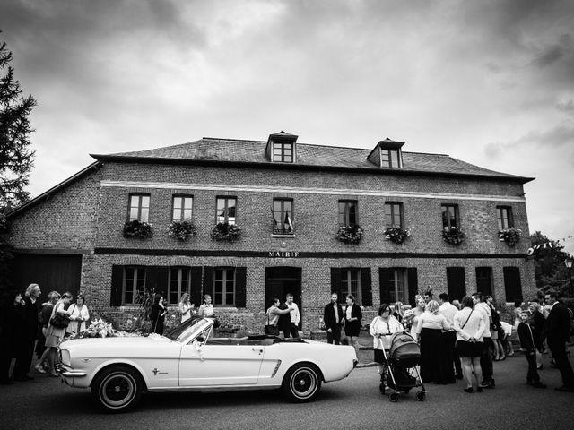 Le mariage de Frédéric et Sonia à La Saussaye, Eure 13