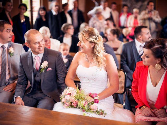 Le mariage de Frédéric et Sonia à La Saussaye, Eure 14