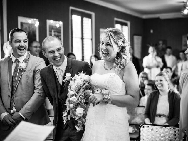 Le mariage de Frédéric et Sonia à La Saussaye, Eure 15