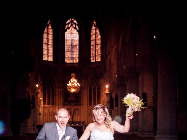 Le mariage de Frédéric et Sonia à La Saussaye, Eure 30