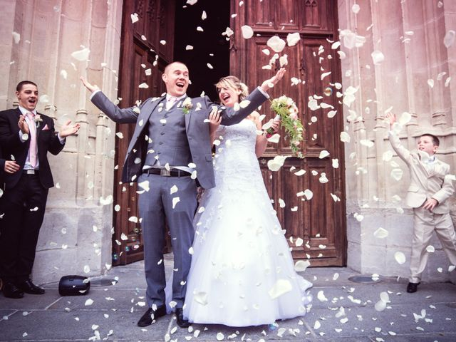 Le mariage de Frédéric et Sonia à La Saussaye, Eure 31
