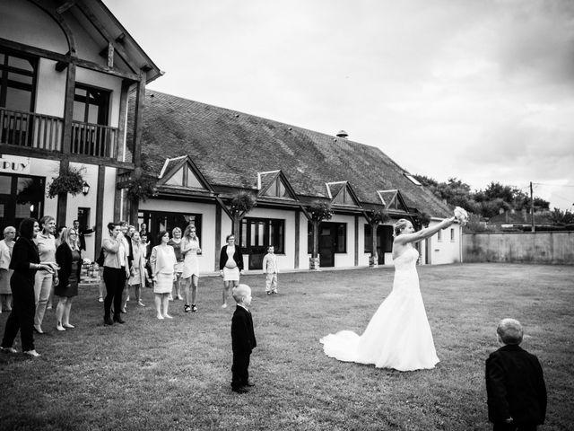 Le mariage de Frédéric et Sonia à La Saussaye, Eure 36